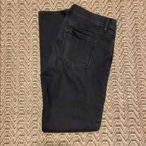 LOFT Made and Loved Modern Skinny Jean Size 10